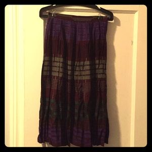 Vintage mid skirts  (size small)